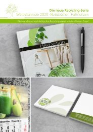 Recycling Serie Geiger Notes