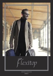 Flexitop Mens Range