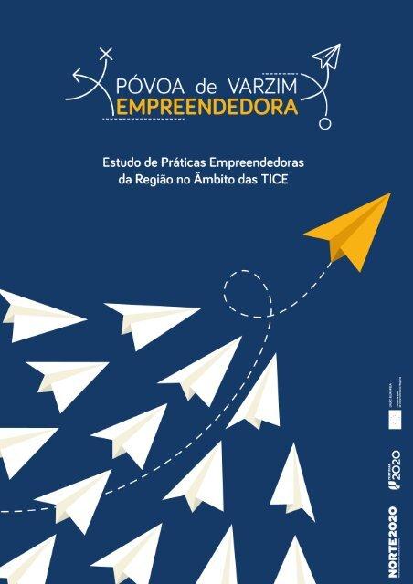 Estudo de Práticas Empreendedoras da Região no Âmbito dos TICE