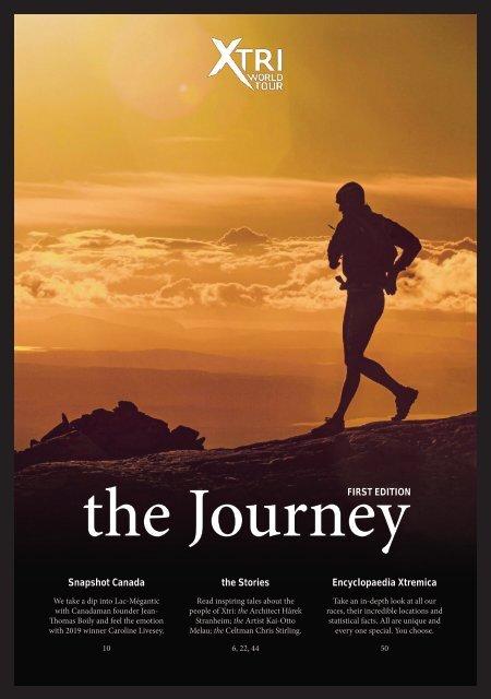 XTRI the Journey