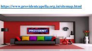 Provident Capella Residential 1, 2 & 3 BHK Apartments For Sale