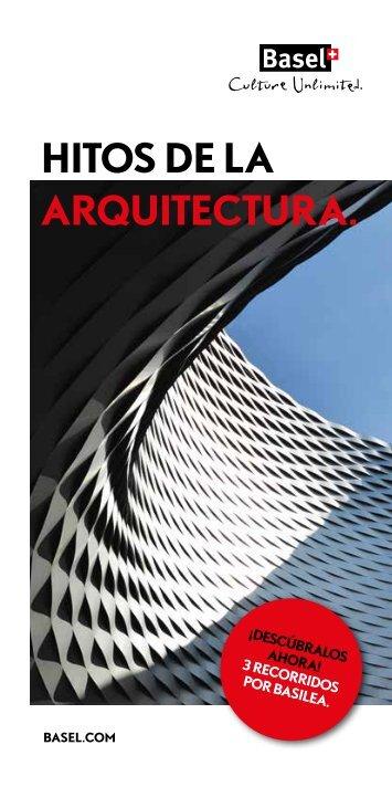 Architekturbroschuere_ES