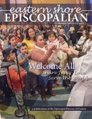 Eastern Shore Episcopalian - Summer 2019