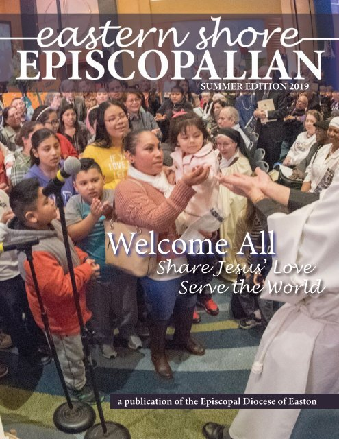 Eastern Shore Episcopalian - Summer 2019