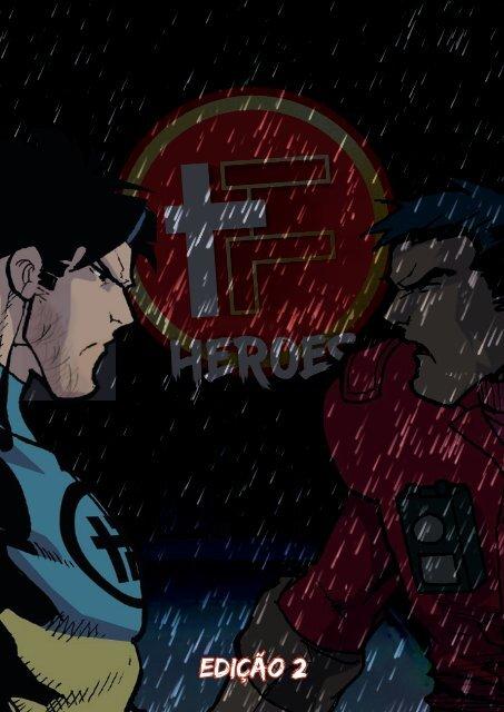 TF Heroes - Edição 2