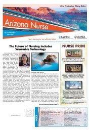 Arizona Nurse - July 2019