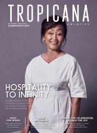Tropicana Magazine  July-Aug 2019 #125 Celebration to Unity
