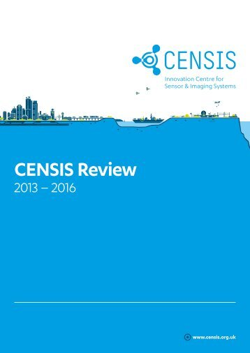 CENSIS Review 2013-2016