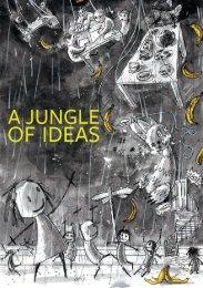 Llên Pawb | Lit Reach : A Junge of Ideas