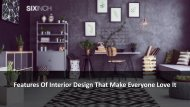 Interior Design Company in Dubai-Interior Decoration Dubai