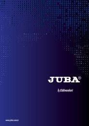 Juba İş Eldivenleri Kataloğu - 06-2019