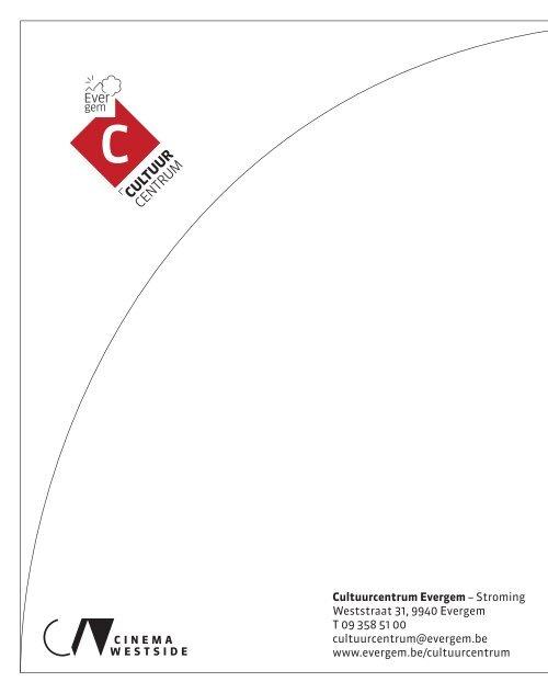 Seizoenbrochure 2019 - 2020