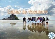 Cahier Vacances Spirituelles