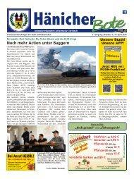 Hänicher Bote | April-Ausgabe 2018