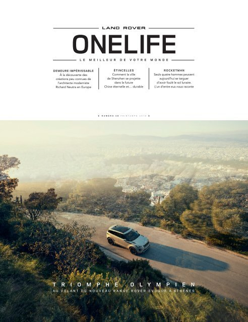 ONELIFE #38 – French