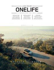 ONELIFE #38 – Italian