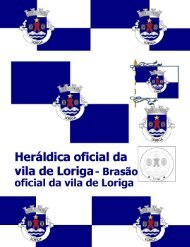 Brasão de Loriga - Heráldica de Loriga - Pequeno resumo do processo