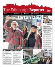 The Edinburgh Reporter May 2019