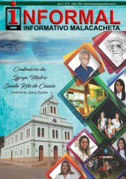 Informal - Informativo Malacacheta nº 6