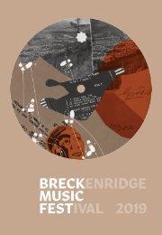 Breckenridge Music Festival 2019