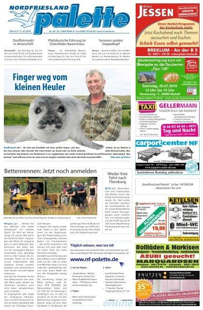 Nordfriesland Palette 29 2019
