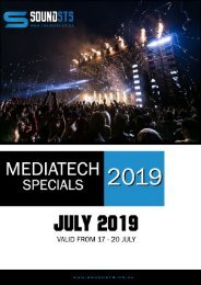 Mediatech Specials 2019