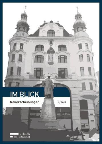 IM BLICK 1/2019