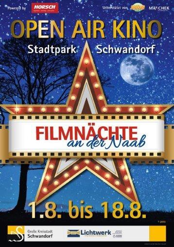 Open Air Kinoprogramm