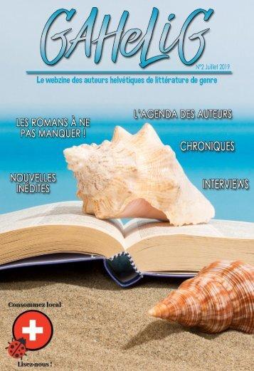 Webzine Gahelig n°2