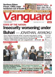 17072019 - Insecurity worsening under Buhari — JONATHAN, ANYAOKU