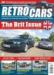 Retro Cars_BRIT Issue (September 2019)