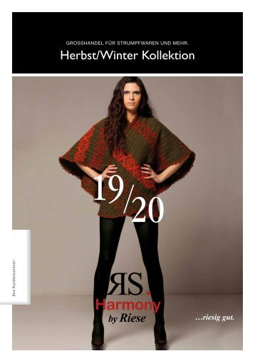 byRiese Katalog Winter 2019