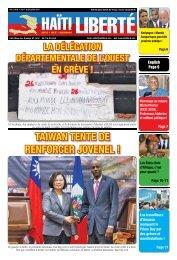 Haiti Liberte 17 Juillet 2019