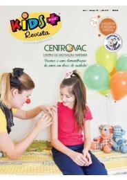 Revista Kids Mais - Edição 15 - Maringá