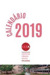 CALENDARIO 2 CCSA 2019-1