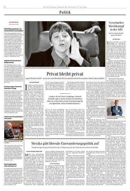 Berliner Zeitung 17.07.2019