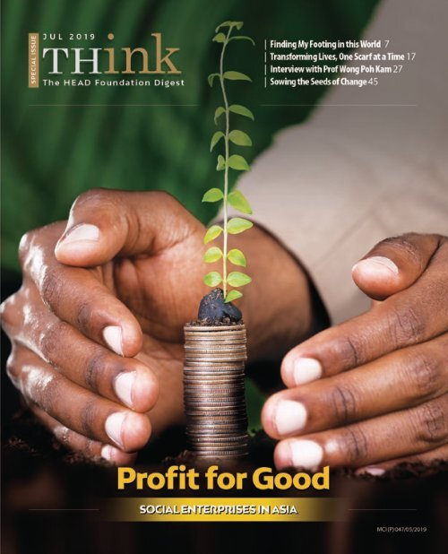 THink #5 Special Issue: Profit for Good