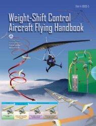 Weight-Shift Control Aircraft Flying Handbook -2008