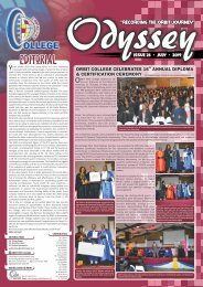 Odyssey July Edition 2019