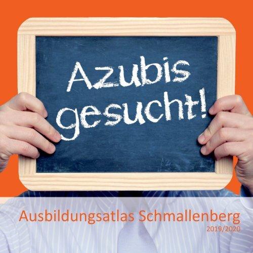 Ausbildungsatlas Schmallenberg 20192020