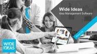 Wide Ideas - Idea Management Software