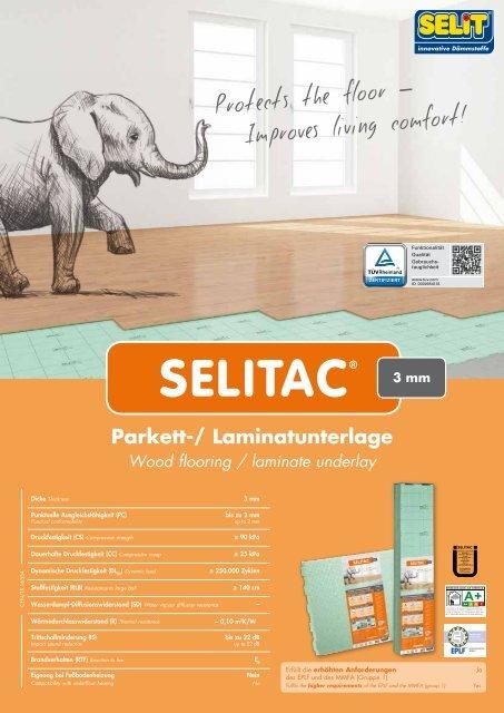 Selitac 70684-70688