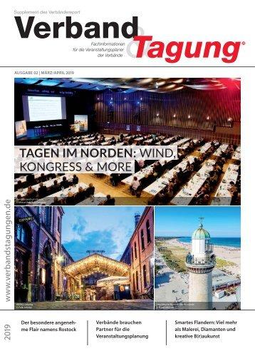 Verband & Tagung - Verbändereport 2/2019