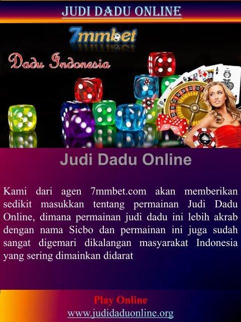 Image Result for  Judi Online Dadu  %>