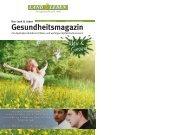 Gesundheitsmagazin 2-2019