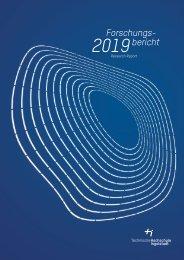 Technische Hochschule Ingolstadt Forschungsbericht 2019