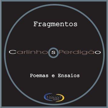 Livro Fragmentos: Poemas em Ensaios