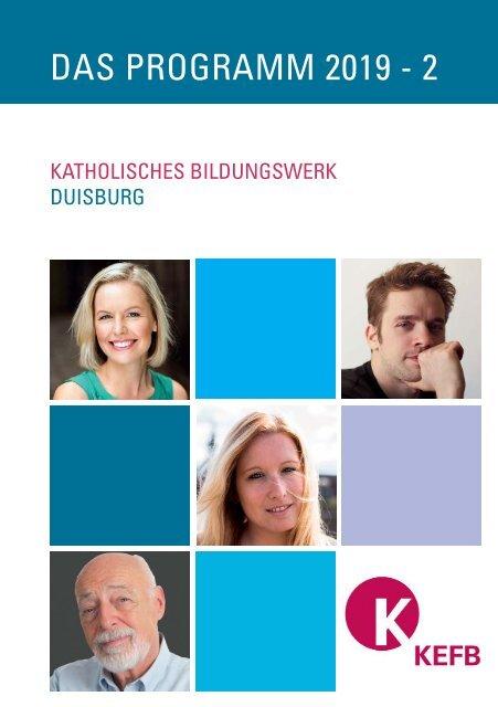 KEFB Duisburg Programm Bildungswerk 2019-2