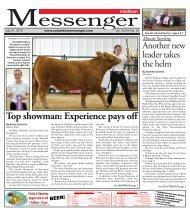 Madison Messenger - July 21st, 2019