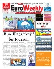 Euro Weekly News - Costa de Almeria 18 - 24 July 2019 Issue 1776